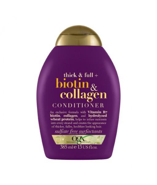 OGX Dolgunlaştırıcı Biotin & Collagen Bakım Paketi